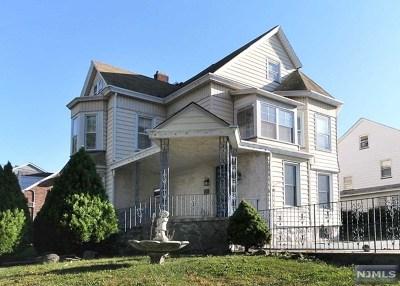 Hudson County Single Family Home For Sale: 4 Stuyvesant Avenue