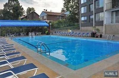 North Bergen Condo/Townhouse For Sale: 9060 Palisade Avenue #424