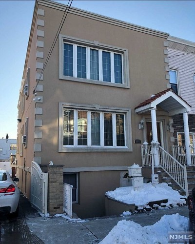 North Bergen Multi Family 2-4 For Sale: 1317 8th Street