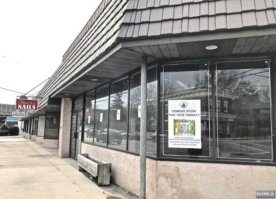 Englewood Commercial For Sale: 554 Grand Avenue