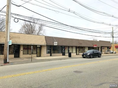 Englewood Commercial For Sale: 562 Grand Avenue