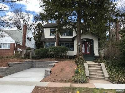 Leonia Single Family Home For Sale: 329 Oakdene Avenue