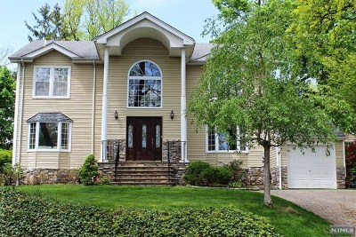 Cresskill Single Family Home For Sale: 329 Concord Street