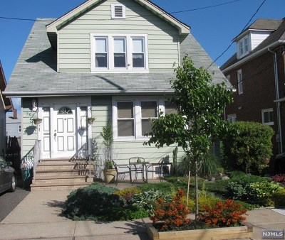 Cliffside Park Multi Family 2-4 For Sale: 507 Olympia Avenue