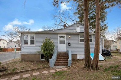 Tenafly Single Family Home For Sale: 37a Cortland Place