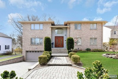 Tenafly Single Family Home For Sale: 14 Virginia Street