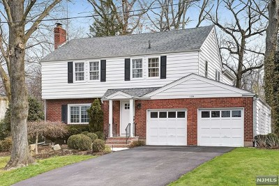 Tenafly Single Family Home For Sale: 139 Downey Drive