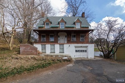 Hudson County Single Family Home For Sale: 42 South Midland Avenue