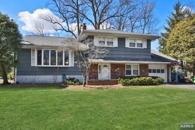 New Milford Single Family Home For Sale: 1072 Allessandrini Avenue