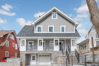 Leonia Single Family Home For Sale: 195 Ames Avenue
