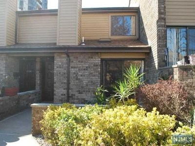 Fort Lee Condo/Townhouse For Sale: 1288 15th Street