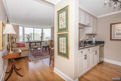 Jersey City Condo/Townhouse For Sale: 1 2nd Street #1510