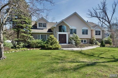 Upper Saddle River Single Family Home For Sale: 48 Union Avenue