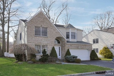 Cresskill Single Family Home For Sale: 175 4th Street