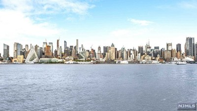 Weehawken Condo/Townhouse For Sale: 1000 Ave At Port Imperial #107 (Th)