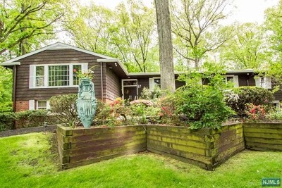 Tenafly Single Family Home For Sale: 67 Ridge Road