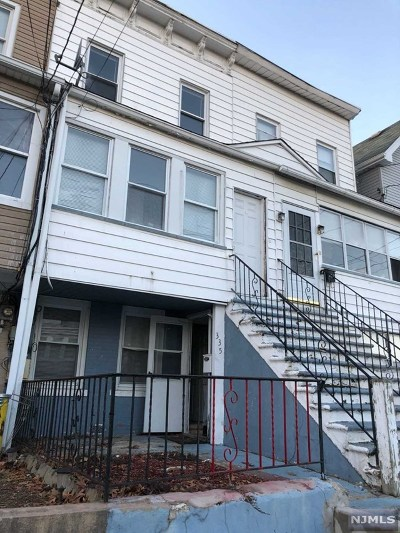 Hudson County Single Family Home For Sale: 335 Forest Street