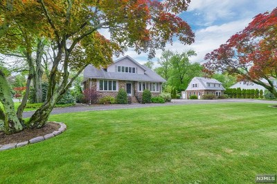 Mahwah Single Family Home For Sale: 272 Airmont Avenue