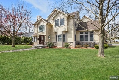 Tenafly Single Family Home For Sale: 39 Tenafly Road