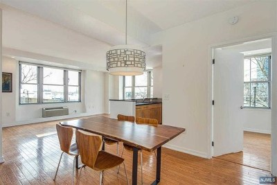 Jersey City Condo/Townhouse For Sale: 149 Essex Street #2q