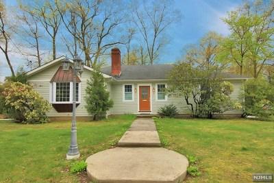Allendale Single Family Home For Sale: 3 Oak Street