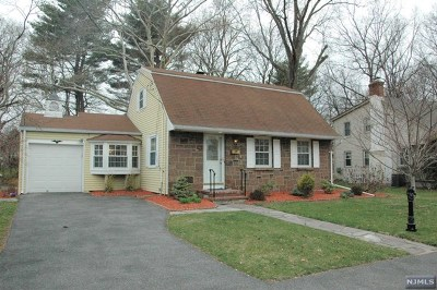 Fair Lawn Single Family Home For Sale: 17-08 Well Drive