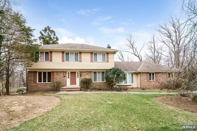 Franklin Lakes Single Family Home For Sale: 717 Natures Way