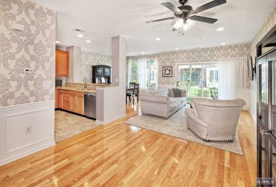 Hudson County Condo/Townhouse For Sale: 115 Abbie Court