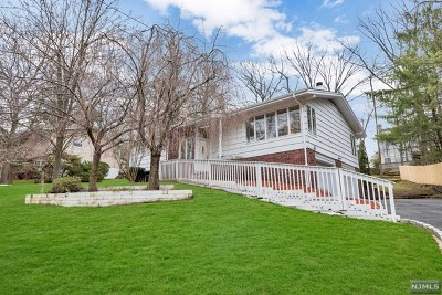 Englewood Cliffs Single Family Home For Sale: 297 Castle Drive