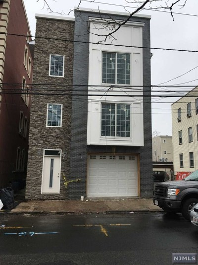 Newark NJ Multi Family 2-4 Sold: $649,000