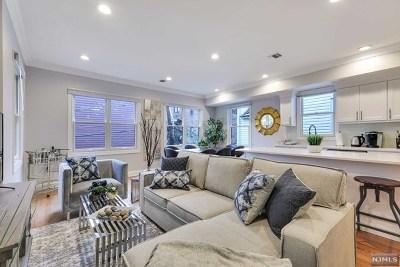 Jersey City Condo/Townhouse For Sale: 171 Jewett Avenue #2