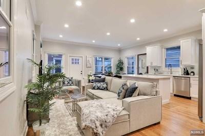 Jersey City Condo/Townhouse For Sale: 171 Jewett Avenue #1