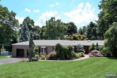 Allendale Single Family Home For Sale: 6 Wilton Drive