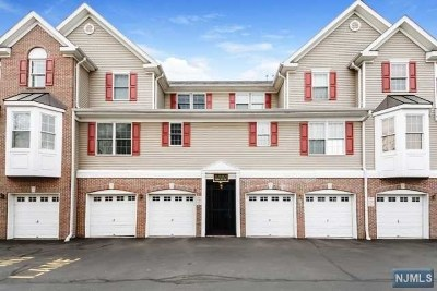 Ridgefield Park NJ Condo/Townhouse For Sale: $267,900