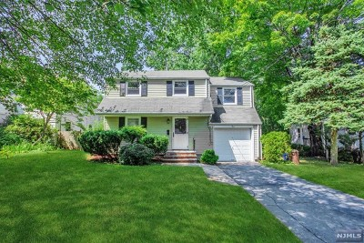 Tenafly Single Family Home For Sale: 5 Harsen Road