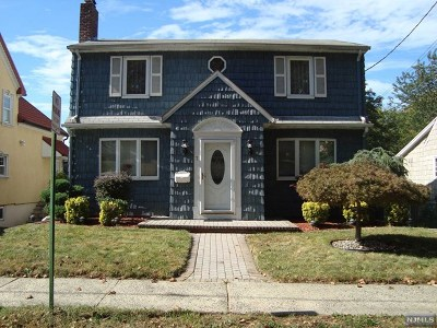Hudson County Single Family Home For Sale: 7 Park Place