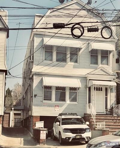 Hudson County Multi Family 2-4 For Sale: 168 Nelson Avenue