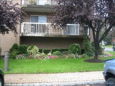 Hackensack Condo/Townhouse For Sale: 38 Moonachie Road #101