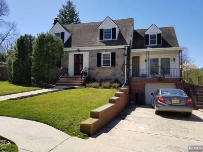 Leonia Single Family Home For Sale: 116 Van Orden Avenue
