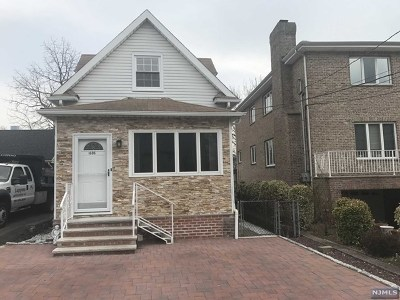 Fort Lee Single Family Home For Sale: 1606 John Street