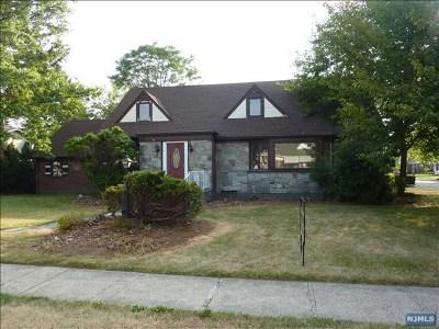 Fair Lawn Single Family Home For Sale: 6-12 12th Street