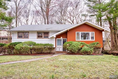 River Edge Single Family Home For Sale: 1 Eastbrook Drive