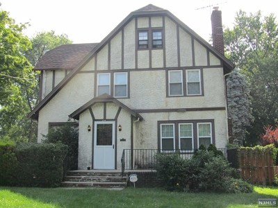 Englewood Single Family Home For Sale: 410 Liberty Road
