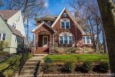 Englewood Single Family Home For Sale: 303 Murray Avenue