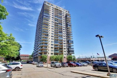 Edgewater Condo/Townhouse For Sale: 1203 River Road #17c