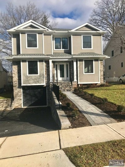 Teaneck Single Family Home For Sale: 285 Frances Street