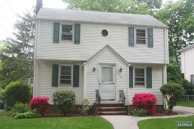Teaneck Single Family Home For Sale: 764 Hartwell Street