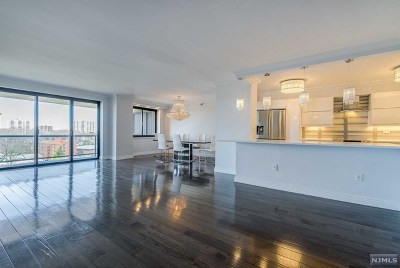 Fort Lee Condo/Townhouse For Sale: 1512 Palisade Avenue #9r