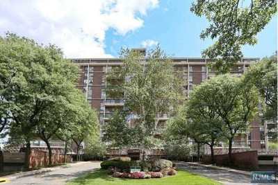 Fort Lee Condo/Townhouse For Sale: 2 Horizon Road #610