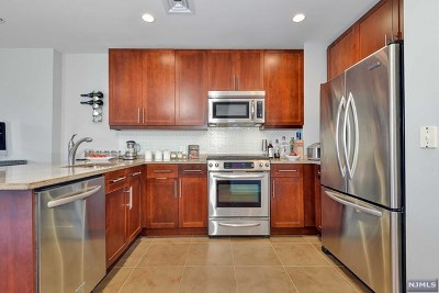 Jersey City Condo/Townhouse For Sale: 201 Marin Boulevard #1304